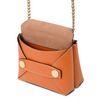 STELLA McCARTNEY Honey Stella Popper Small Shoulder Bag Shoulder Bag D e