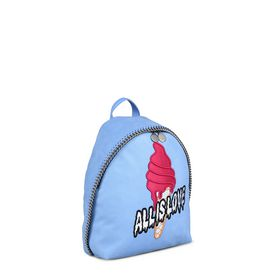 Sky Blue Sport Surf Small Backpack