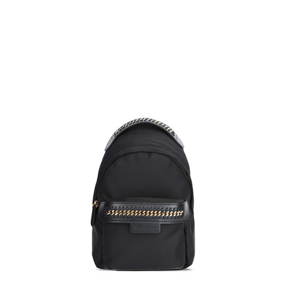 Black Falabella GO Mini Backpack