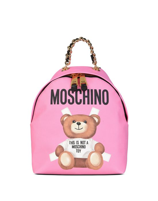 Moschino This Is Not A Moschino Toy backpack h9605