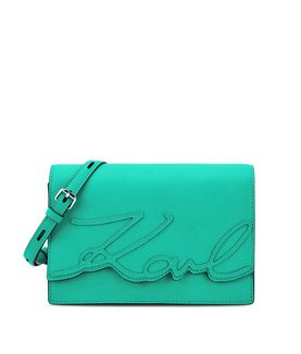 KARL LAGERFELD K/SIGNATURE COLOR SHOULDERBAG