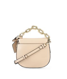 KARL LAGERFELD K/GRAINY SMALL SATCHEL