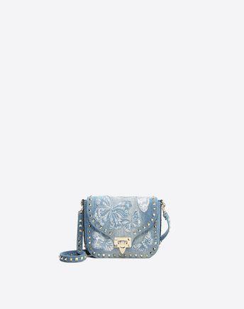 VALENTINO Rockstud Cross Body Bag 45337294DA