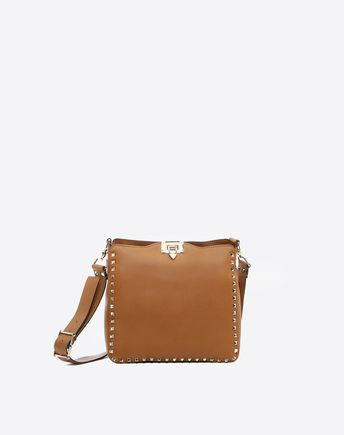 VALENTINO Rockstud Small Hobo Bag 45337300OB