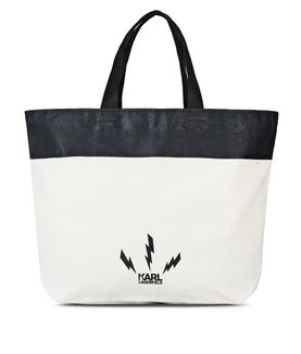 KARL LAGERFELD K/CANVAS THUNDER SHOPPER