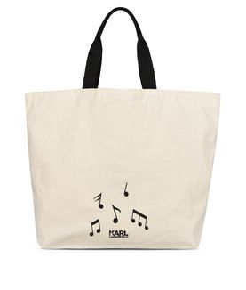 KARL LAGERFELD K/CANVAS MUSIC SHOPPER
