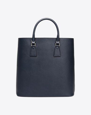 MAISON MARGIELA 11 Tote U Calfskin leather shopping bag f