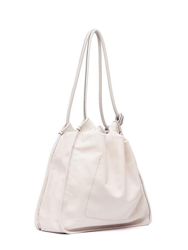Marni NUAGE calfskin drawstring shoulder bag Woman - 2