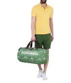 NAPAPIJRI BERING PRINT EXCLUSIVE Travel Bag E r