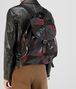 BOTTEGA VENETA BACKPACK IN MULTICOLOR MULTIMATERIAL, PRINTED CROCODILE DETAILS Messenger Bag Man ap