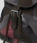 BOTTEGA VENETA BACKPACK IN MULTICOLOR MULTIMATERIAL, PRINTED CROCODILE DETAILS Messenger Bag Man ep