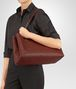 BOTTEGA VENETA TOTE BAG IN PETRA INTRECCIATO NAPPA Top Handle Bag Woman ap