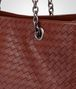 BOTTEGA VENETA TOTE BAG IN PETRA INTRECCIATO NAPPA Top Handle Bag Woman ep