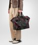 BOTTEGA VENETA TOTE BAG IN MULTICOLOR MULTIMATERIAL, PRINTED CROCODILE DETAILS Tote Bag U ap