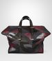 BOTTEGA VENETA TOTE BAG IN MULTICOLOR MULTIMATERIAL, PRINTED CROCODILE DETAILS Tote Bag U fp