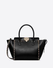 VALENTINO GARAVANI HANDBAG D Rockstud Small Handbag f