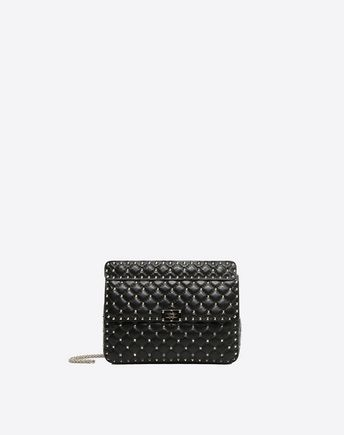 VALENTINO Rockstud Spike Chain Bag 45341399VX