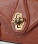 BOTTEGA VENETA CITY KNOT BAG IN CALVADOS GOAT, EMBOSSED BUTTERFLIES DETAILS Shoulder or hobo bag D ep