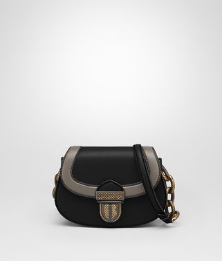 UMBRIA BAG IN NERO CALF