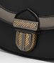 BOTTEGA VENETA UMBRIA BAG AUS KALBSLEDER IN NERO Shoulder Bag Damen ep