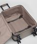 BOTTEGA VENETA TROLLEY IN STEEL INTRECCIATO VN Trolley and Carry-on bag E dp