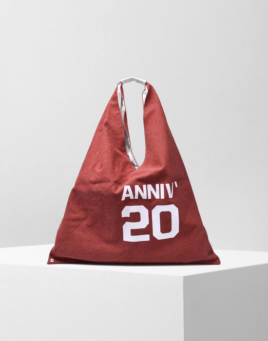 Japanese tote bag - Red Maison Martin Margiela S59kYpHPa