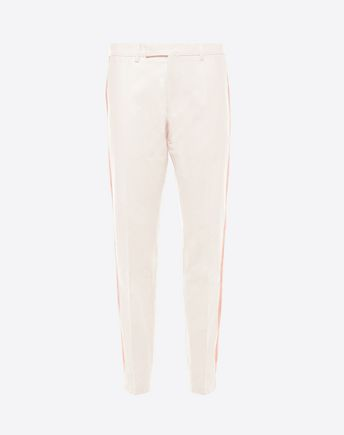VALENTINO CHINOS WITH SELVAGE 45343283WF