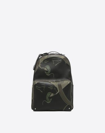 VALENTINO Camupanther Backpack 45343639PD