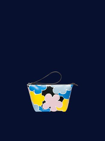 Marni Dream Flowers print pouch Man