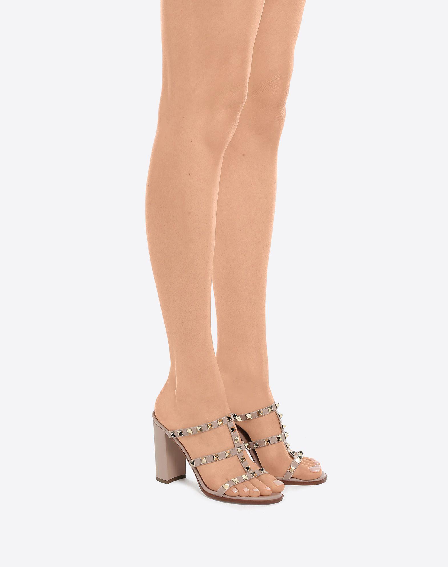 Valentino Garavani Rockstud sandals P9ZzapL2K