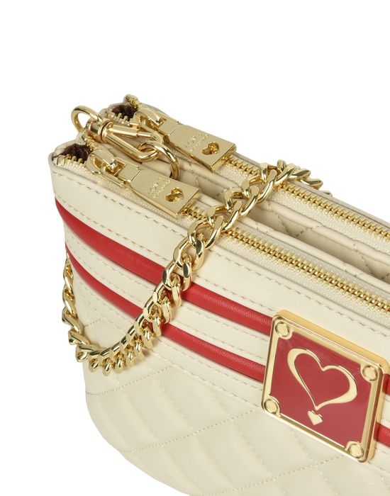 Clutch Woman LOVE MOSCHINO