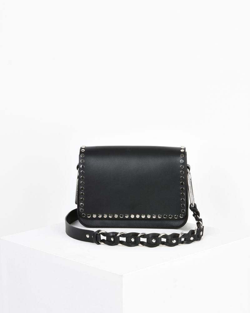 Calibar calf leather cross body bag ISABEL MARANT