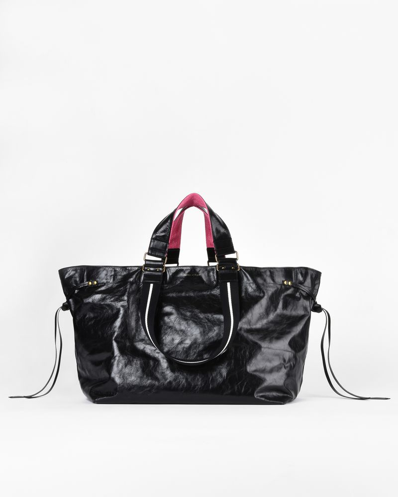 Wardy calf leather shopper bag ISABEL MARANT