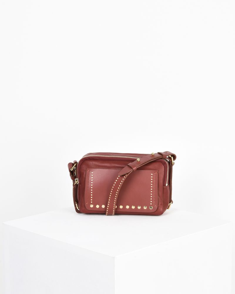 Tinley  Lambskin cross body bag ISABEL MARANT
