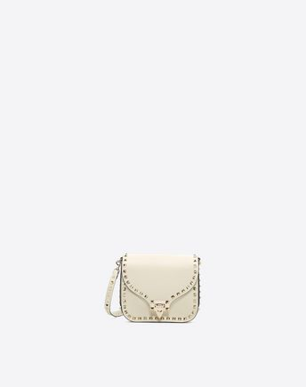 VALENTINO Rockstud Cross Body Bag  45347146PM