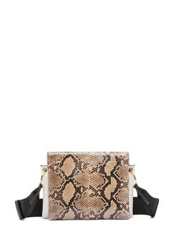 Marni BEAT bag in glossy python Woman