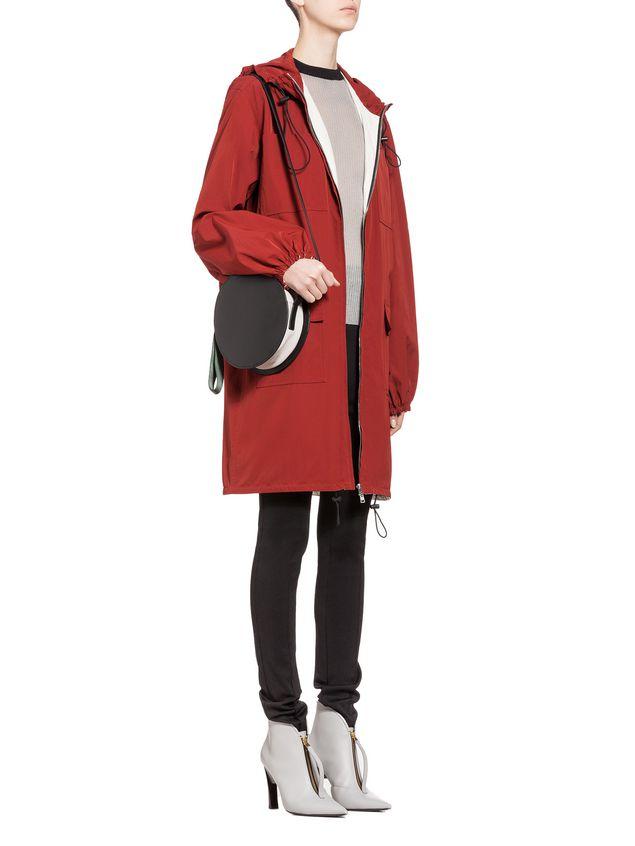 Marni TAMBOURINE bag in calfskin Woman - 5