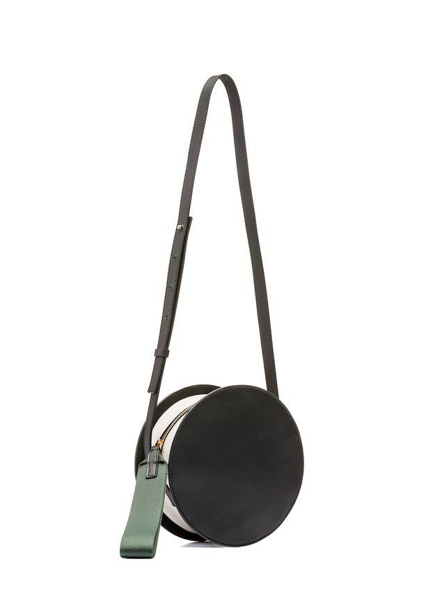 Marni TAMBOURINE bag in calfskin Woman - 2