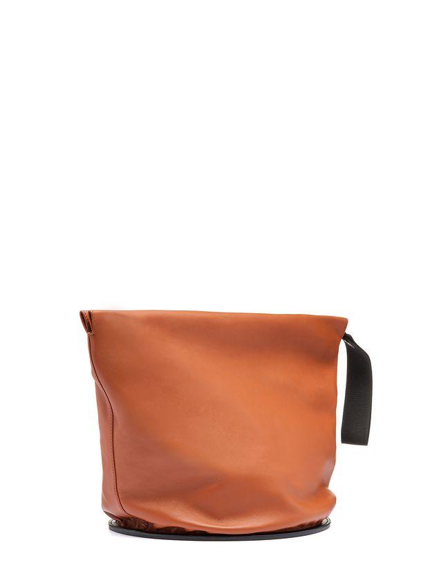 Marni TAMBOURINE clutch in nappa Woman - 2