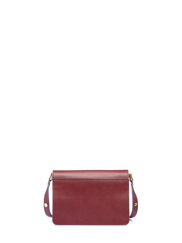 Marni TRUNK shoulder bag in Saffiano Woman