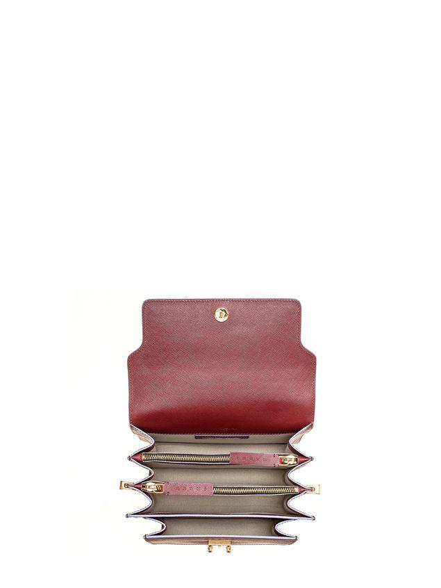 Marni TRUNK shoulder bag in Saffiano Woman - 4