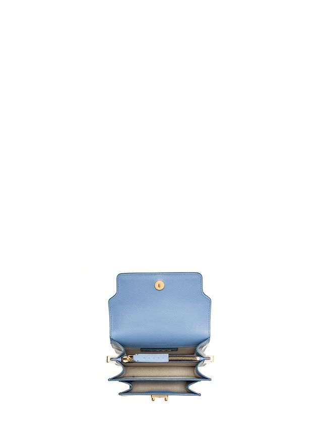 MINI TRUNK Bag In Saffiano Leather from the Marni Spring Summer ... 601719a681e07