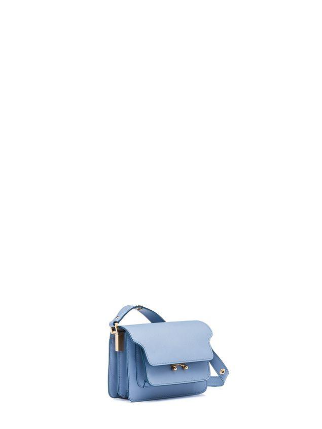 Marni MINI TRUNK bag in Saffiano Woman - 2