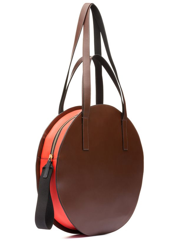 Marni TAMBOURINE shopping bag  Woman - 2