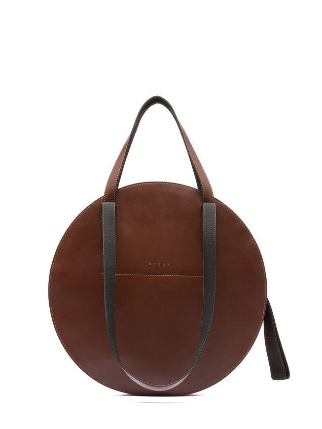 Marni TAMBOURINE shopping bag  Woman - 3