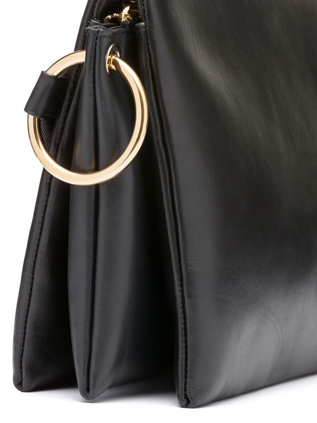 Marni BEAT bag in nappa lambskin Woman - 4