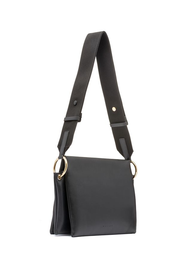 Marni BEAT bag in nappa lambskin Woman - 2