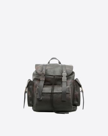 VALENTINO Camouflage Backpack  45347612AB