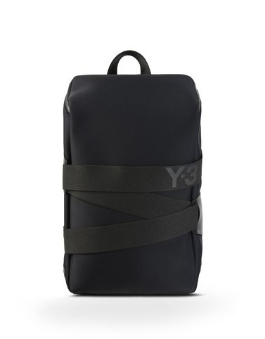 Y-3 QRUSH BACKPACK SMALL BAGS man Y-3 adidas