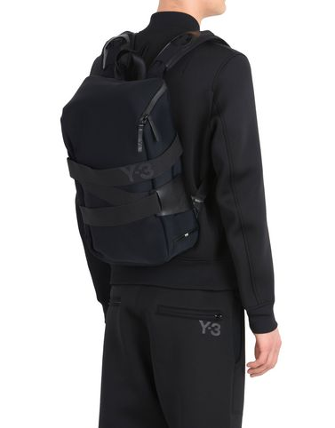 Y-3 QRUSH BACKPACK SMALL バッグ レディース Y-3 adidas